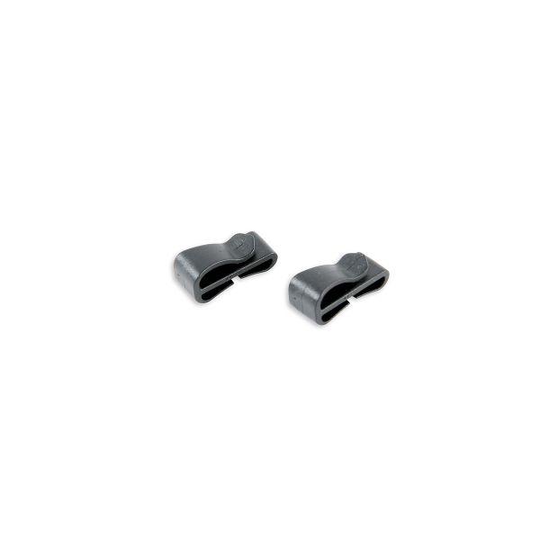 Tatonka Webbing Keeper 20 mm (1 pair) black schwarz Sonstiges Zubehör 4013236071221